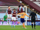 أستون فيلا يتعادل مع إيفرتون سلبيا بمشاركة المحمدي في الدوري الانجليزي