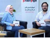 قعدة مسلسلات مع علي الكشوطي وسارة صلاح يناقش نهايات دراما رمضان 2021