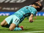 محمد صلاح يتألق ويقود ليفربول للفوز على مانشستر يونايتد بالدوري الإنجليزي