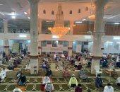 20 ألف مسجد بالسعودية مجهز بالإجراءات الصحية لاستقبال المصلين فى عيد الفطر
