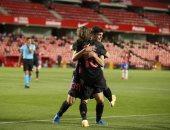 ريال مدريد يستمر فى ملاحقة أتلتيكو على صدارة الليجا بفوز عريض على غرناطة