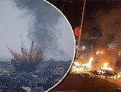الجيش الإسرائيلى يعلن مقتل 7 إسرائيليين وإصابة 523 أخرين فى القصف من غزة