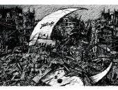 كاريكاتير صحيفة سعودية.. الدمار يلاحق غزة فى عيد الفطر