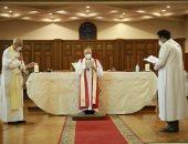 رئيس الكنيسة الأسقفية يستشهد بموسيمانى فى عظته.. ويؤكد: أنا أهلاوى