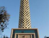 """برج القاهرة وجماله.. أجمل مشهد لمصر وللقاهرة وأحلى فسحة فى العيد """"فيديو"""""""