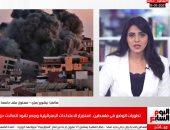 مصر تسابق الزمن لوقف التصعيد الإسرائيلى وحقن دماء الفلسطينيين.. فيديو