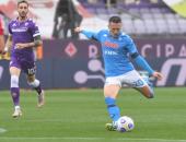 نابولي يُسقط فيورنتينا بثنائية فى الدوري الإيطالي.. فيديو