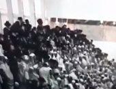 إصابة 60 إسرائيلياً على الأقل في انهيار جزء من معبد يهودي بالقرب من القدس (فيديو)