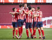 أتلتيكو مدريد يقترب من لقب الدوري الإسباني بفوز قاتل على أوساسونا.. فيديو