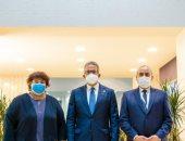 وزراء الطيران والآثار والثقافة يبعثون رسالة بسلامة إجراءات مصر ضد كورونا
