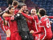 بالأرقام.. هدف أليسون بيكر قد يقود ليفربول إلى دورى أبطال أوروبا