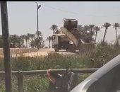 التحقيق مع رئيس قرية أبو غالب بالجيزة بسبب إلقاء سائق القمامة فى نهر النيل