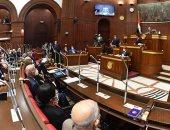 مجلس الشيوخ يوافق علي المادة المنظمة لشكل الصكوك السيادية وصفاتها