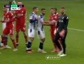 مدرب حراس ليفربول: هدف أليسون في وست بروميتش لحظة ساحرة وأمر لا يصدق