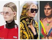 موضة إكسسوارات صيف 2021 من منصات عروض الأزياء.. الشنط والمجوهرات الملونة مسيطرة
