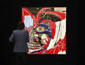 من هو الفنان التشكيلى باسكيات.. بعد بيع لوحته الجمجمة بـ 93 مليون دولار