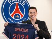 باريس سان جيرمان يربط دراكسلر بعقد جديد حتى 2024