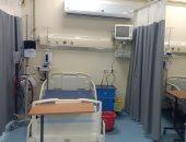 تطوير مستشفى صدر بنى سويف: افتتاح العناية المركزة بطاقة 23 سريرا كمرحلة أولى