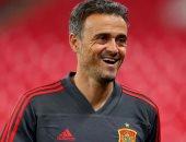 لويس إنريكي يحدد موعد الإعلان عن قائمة إسبانيا المشاركة في يورو 2020