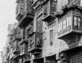 """100 صورة عالمية.. """"مشربيات القاهرة"""" تاريخ وجمال شوارع مصر"""