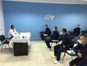ندوة تثقيفية وصحية للسجناء عن مخاطر فيروس كورونا