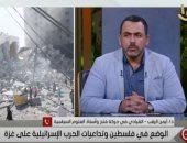 قيادى فى حركة فتح: الاحتلال الإسرائيلى هو من استفز الفلسطينيين خلال شهر رمضان
