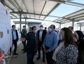 رئيس الوزراء يتفقد المشروعات الجارى تنفيذها بمحافظة دمياط