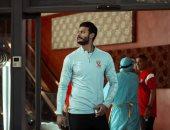محمد الشناوى يدعم على لطفي قبل انطلاق الدوري