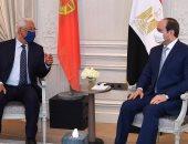 رئيس وزراء البرتغال: مصر بقيادة السيسى نموذج ملهم للاستقرار وتحقيق التنمية