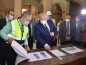 جامعة القاهرة تنفذ مشروعا لاستعادة الهوية التراثية والأثرية لكلية الآداب