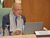 أبو الغيط أمام البرلمان العربى: بيوت الشيخ جراح ذات أهمية استراتيجية