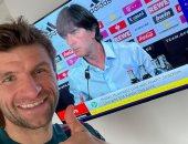 مولر معربا عن سعادته بالعودة لمنتخب ألمانيا بعد غياب: أنا جاهز ليورو 2020