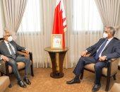 البحرين تؤكد أهمية مواصلة وتكثيف التعاون والتنسيق الثنائي مع مصر