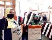 """القومى المرأة بالإسكندرية يطلق مبادرة التطعيم """"حماية ليك"""" للحصول على لقاح كورونا"""