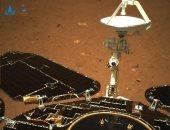 الصين تنشر الصور الأولى من عربتها الجوالة على سطح المريخ