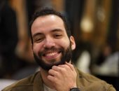 """أحمد المرسى: """"ما تبقى من الشمس"""" أول أعمالى ولم أتصور فوزها بجائزة ساويرس"""
