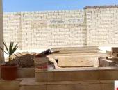 تربى عائلة سمير غانم يكشف أسراراً لأول مرة عن مقبرته.. فيديو