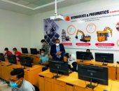 بدء الاختبارات العملية بجامعة بنى سويف التكنولوجية وسط إجراءات احترازية مشددة