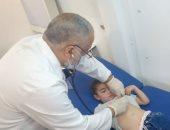 الكشف على ألف مريض بالقافلة الطبية ببنى عبس بأولاد صقر ضمن مبادرة حياة كريمة