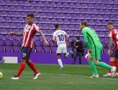 أتلتيكو مدريد يتأخر بهدف أمام بلد الوليد فى شوط أول مثير.. فيديو
