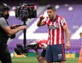 سواريز البطل الحقيقي.. فرط فيه برشلونة وحقق لقب الليجا مع أتلتيكو مدريد