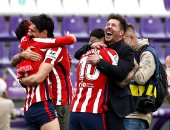 سيميوني يحقق ثامن ألقابه مع أتلتيكو مدريد