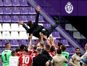 قائمة المتوجين بلقب الدوري الإسباني.. أتلتيكو مدريد الثالث والريال يتصدر