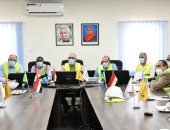وزير الطاقة التنزانى يشيد بالشركات المصرية المنفذة لمشروع سد جيوليوس نيريرى
