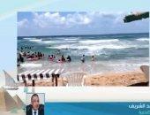 محافظ الإسكندرية لصباح الخير يا مصر: غلق الشواطئ مرة أخرى حال عدم الالتزام