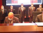 توقيع اتفاق بين وكالة الفضاء و4 جامعات لتقديم قمر صناعى تعليمى لكليات الهندسة