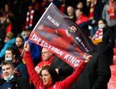 جماهير ليفربول تحتشد في مدريد لمؤازرة الريدز ضد أتلتيكو بدورى أبطال أوروبا.. فيديو