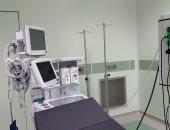 هنا غرف العمليات المجمعة بمستشفى الدمرداش.. 21 غرفة بنظام الكبسولات تجدد الهواء تلقائيا لمنع العدوى.. صور طبيعية لمساعدة المرضى للاسترخاء خلال العملية.. شاشات إليكترونية تعرض الفحوصات الطبية للمريض.. صور