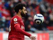 محمد صلاح يأمل فى فك نحس الركلات الحرة مع ليفربول بالموسم الجديد