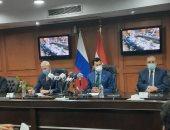 وزير الرياضة الروسى: التعاون مع مصر خطوة تاريخية لتعزيز العلاقات